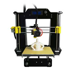 خرید و فروش پرینتر سه بعدی :فرگل سی ان سی Prusa-i3 پرینتر سه بعدی Prusa i3 ورژن A