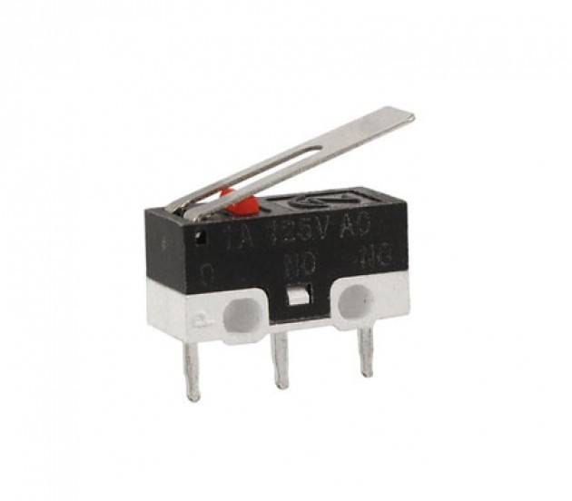 خرید و فروش پرینتر سه بعدی :فرگل سی ان سی 112-1 میکروسوئیچ (end stop) سایز کوچک