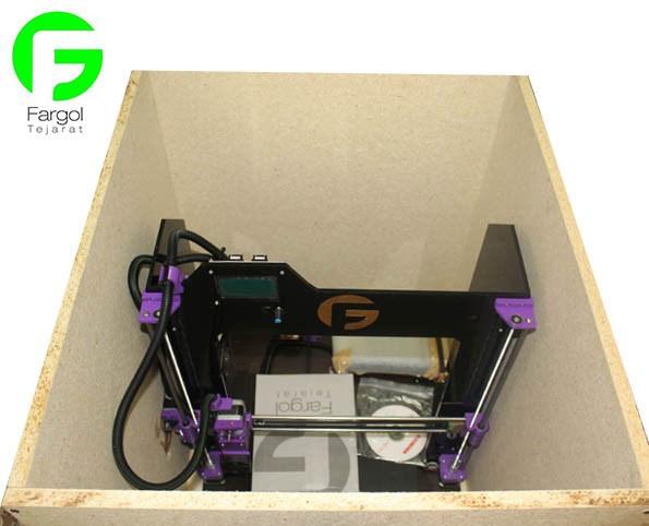 خرید و فروش پرینتر سه بعدی :فرگل سی ان سی box-2-1 پرینترسه بعدی سایز -20-40-40