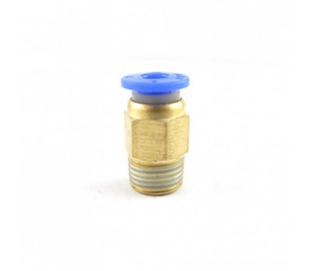 خرید و فروش پرینتر سه بعدی :فرگل سی ان سی pnomatik رابط پنوماتیک مستقیم لوله 4mm رزوه M5