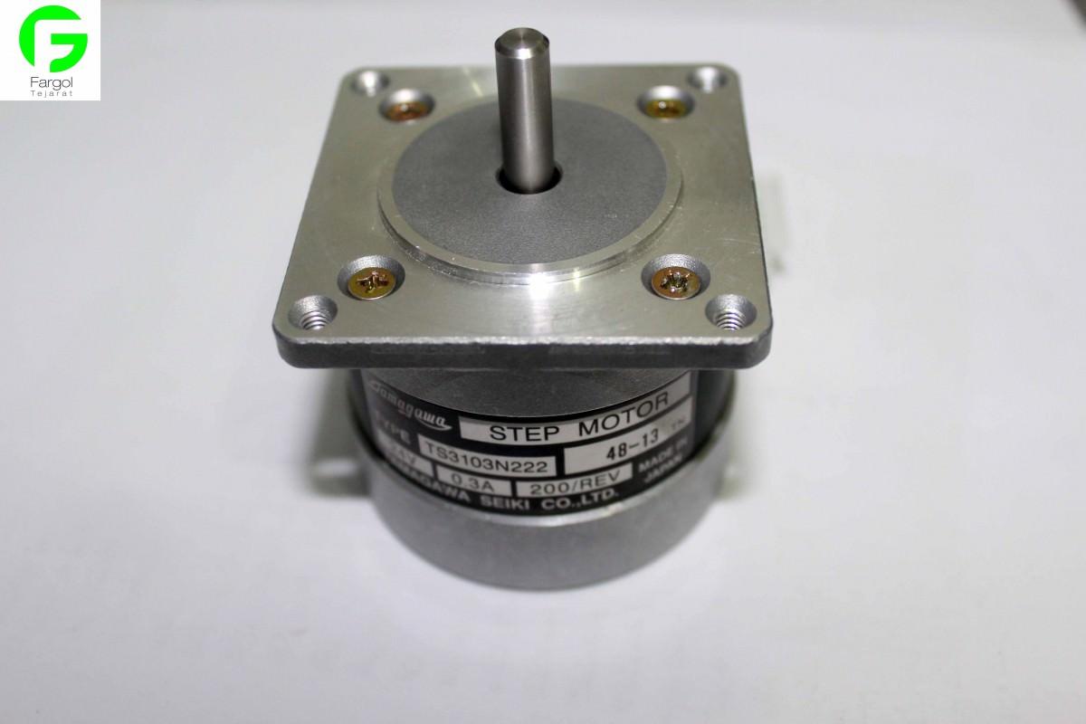 خرید و فروش پرینتر سه بعدی :فرگل سی ان سی IMG_5092-1 استپ موتور 6.5 کیلویی ژاپنی