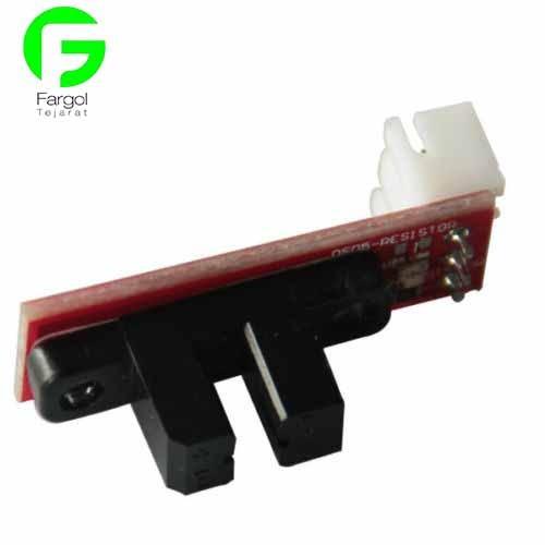 خرید و فروش پرینتر سه بعدی :فرگل سی ان سی Optical_Endstops_3d-Printer_5-5-1 ماژول سنسور تشخیص حرکت نوری Optical Endstop