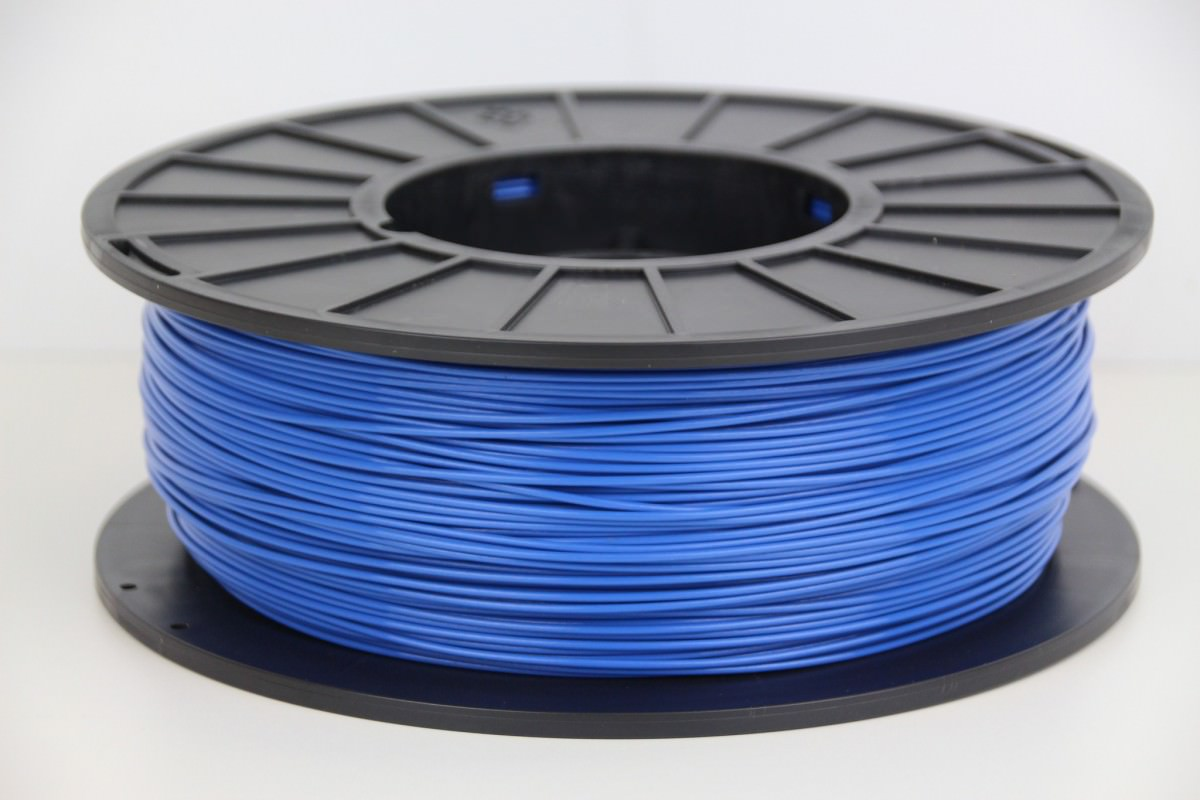 خرید و فروش پرینتر سه بعدی :فرگل سی ان سی فیلامنت-آبی-1 فیلامنت PLA آبی