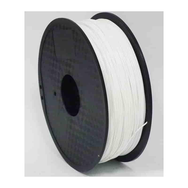 خرید و فروش پرینتر سه بعدی :فرگل سی ان سی فیلامنت-سفید1 فیلامنت سفید PLA