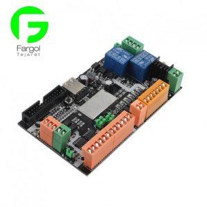 خرید و فروش پرینتر سه بعدی :فرگل سی ان سی USBCNC-300x300 برد کنترلر دستگاه CNC و برش لیزر 3 / 4 محور دارای پورت USB و قابلیت پشتیبانی از نرم افزار USBCNC