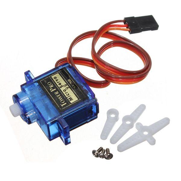خرید و فروش پرینتر سه بعدی :فرگل سی ان سی servo-motor-2 موتور میکرو سروو H512 Tower Pro sg90