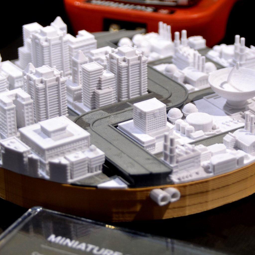ماکت سازی با پرینترهای سه بعدی