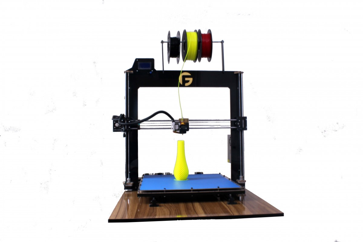 خرید و فروش پرینتر سه بعدی :فرگل سی ان سی پرینتر-50-2 پرینتر سه بعدی سایز -50-50-50