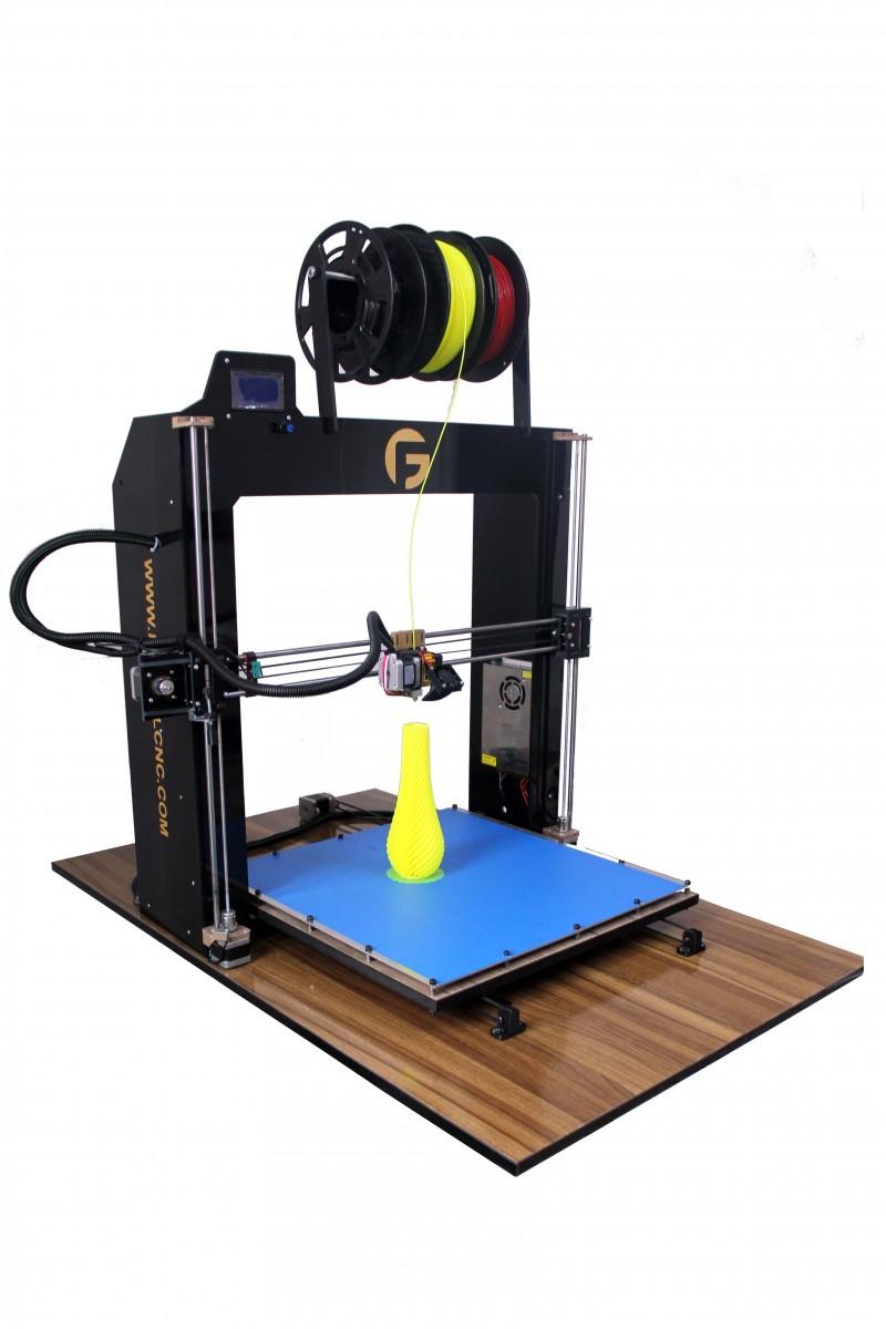 خرید و فروش پرینتر سه بعدی :فرگل سی ان سی پرینتر-50 پرینتر سه بعدی سایز -50-50-50