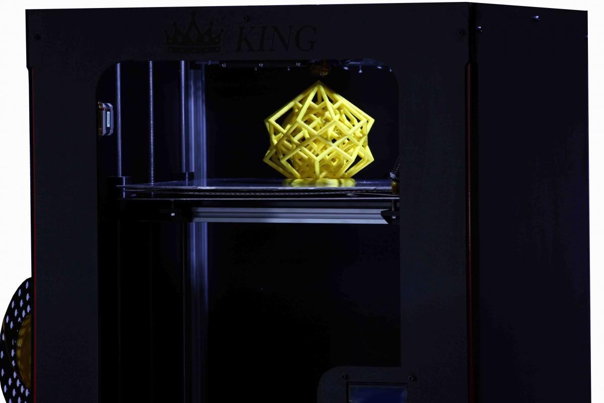 ساخت انگشت مصنوعی با پرینتر سه بعدی