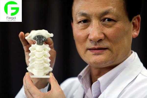 خرید و فروش پرینتر سه بعدی :فرگل سی ان سی ث1 پیوند مهره گردن با پرینتر سه بعدی آموزش آموزش های پرینترهای سه بعدی اخبار پرینتر سه بعدی  کاربردهای پرینتر سه بعدی در پزشکی کاربرد پرینتر سه بعدی در پزشکی درمان شکستگی با پرینتر سه بعدی پرینتر سه بعدی در دنیای پزشکی پرینتر سه بعدی در درمان بیمار ها پرینتر سه بعدی در پزشکی آموزش پیوند مهره گردن با پرینتر 3 بعدی