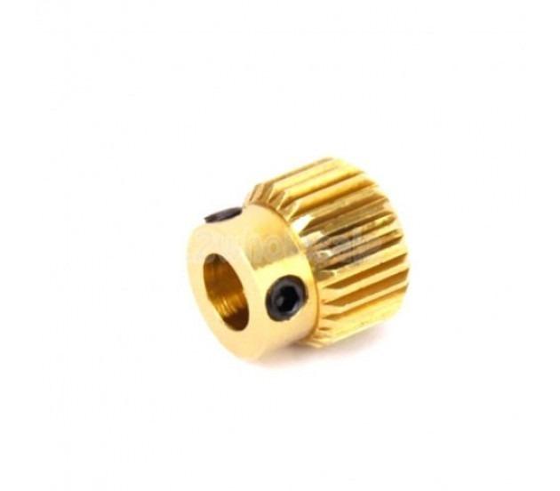 خرید و فروش پرینتر سه بعدی :فرگل سی ان سی MK8_Extruder پولی اکسترودرMK7/MK8 مناسب برای فیلامنت 1.75 و 3 mm