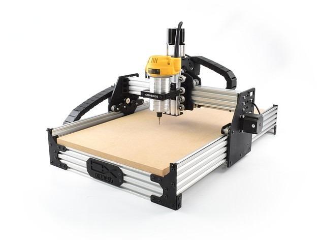 خرید و فروش پرینتر سه بعدی :فرگل سی ان سی cnc2 سی ان سی رو میزی