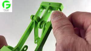 ساخت موتور تک سیلندر بادی با پرینتر سه بعدی سی ان سی رو میزی