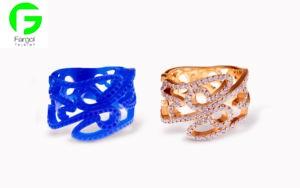جواهراتی که با فناوری پرینت سه بعدی ساخته می شوند سی ان سی رومیزی
