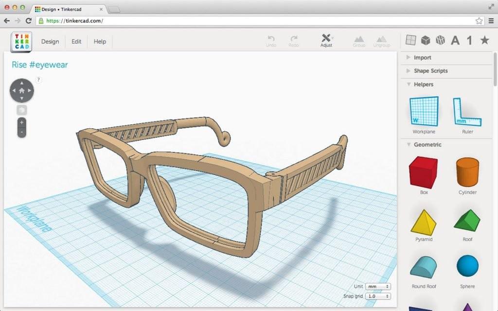 خرید و فروش پرینتر سه بعدی :فرگل سی ان سی در1 ساخت عینک توسط پرینتر سه بعدی آموزش اخبار اخبار فروشگاه  ساخت عینک زیبا با پرینتر سه بعدی ساخت عینک توسط پرینتر سه بعدی ساخت عینک با پرینتر سه بعدی ساخت عینک بساخت بهترین عینک با پرینتر سه بعدی