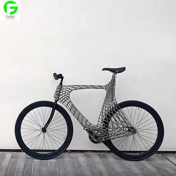 خرید و فروش پرینتر سه بعدی :فرگل سی ان سی دو2 پرینت سه بعدی دوچرخه Arc Bicycle پرینتر سه بعدی  ساخت دوچرخه توسط پرینتر سه بعدی ساخت دوچرخه باپرینتر سه بعدی پرینت سه بعدی دوچرخه Arc Bicycle