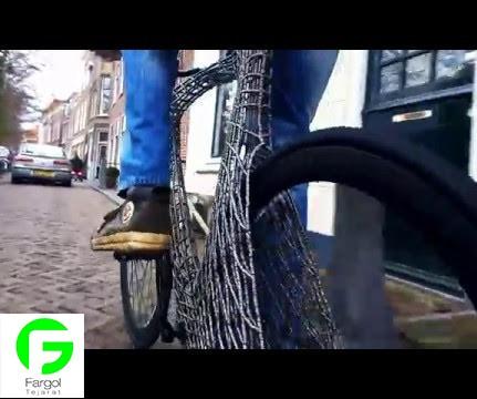 پرینت سه بعدی دوچرخه Arc Bicycle