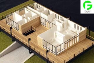ساخت ماکت معماری با پرینترهای سه بعدی پرینتر های سه بعدی