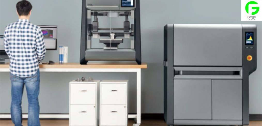 پرینتر سه بعدی رومیزی یا پرینتر صنعتی کدام را انتخاب کنیم سی ان سی رومیزی