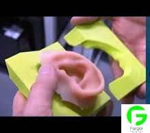 پرینتر سه بعدی در علم پزشکی