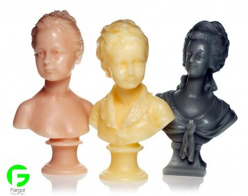 ساخت شمع صورت خود با پرینتر سه بعدی پرینترهای سه بعدی
