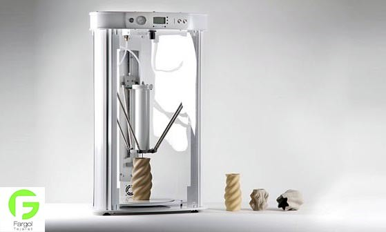 ساخت اجسام سرامیکی با پرینتر سه بعدی پرینتر های سه بعدی