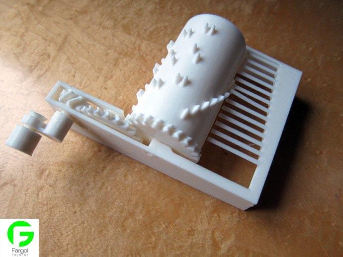 با پرینتر سه بعدی جعبه موزیکال قابل برنامه ریزی بسازید پرینتر های سه بعدی