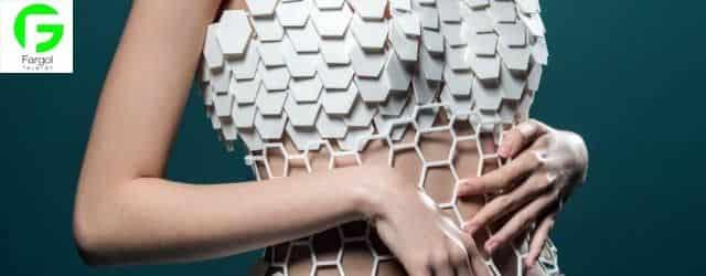 پرینتر سه بعدی با قابلیت چاپ اشیاء بافته شده سی ان سی کوچک