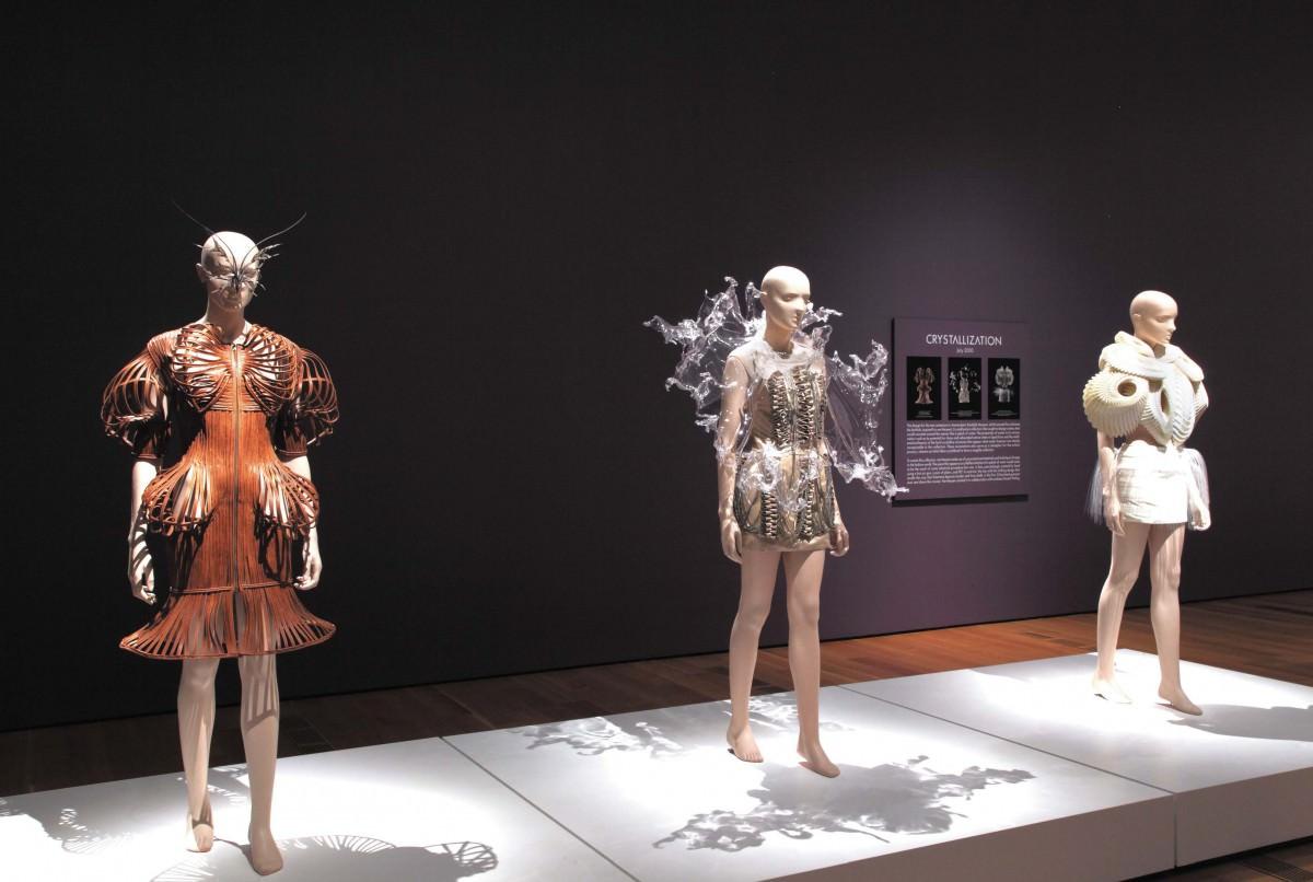 ساخت مانکن های طراحی لباس با پرینترهای سه بعدی