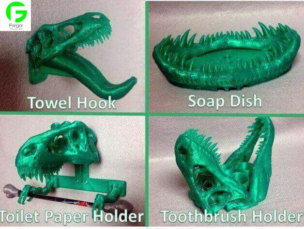 8ایده جذاب پرینت سه بعدی برای کودکان