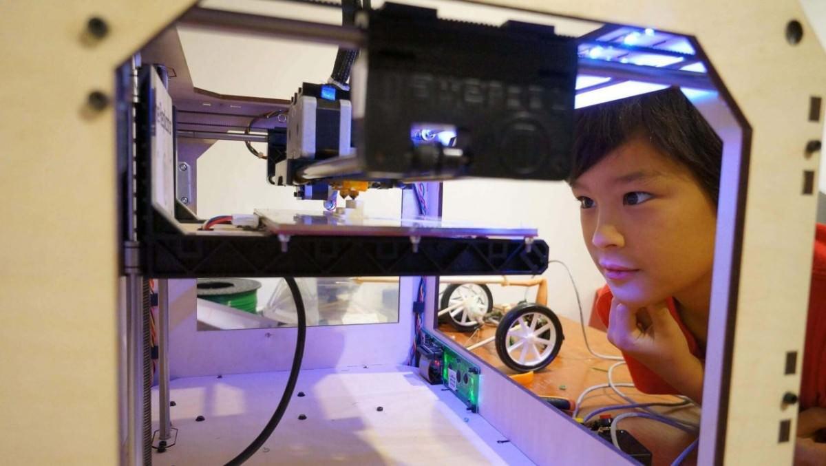 ساخت پرینترهای سه بعدی مخصوص کودکان کیت پرینتر های سه بعدی
