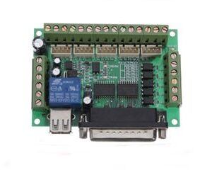 خرید و فروش پرینتر سه بعدی :فرگل سی ان سی MACH3-LPT-300x247 کنترلر چهار محور مچ۳