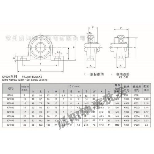 خرید و فروش پرینتر سه بعدی :فرگل سی ان سی یاتاقان-4 یاتاقان بلبرینگ ایستاده دارای قطر 8mm