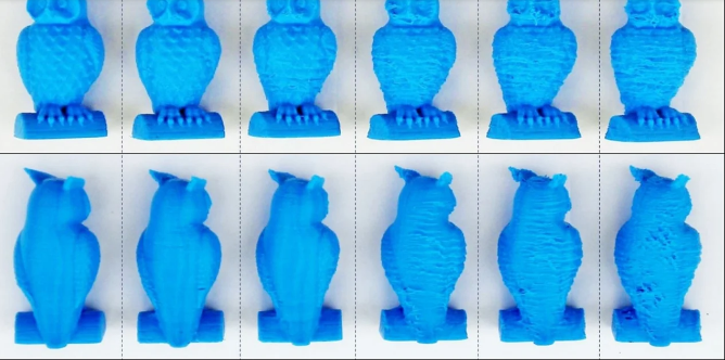 بهبود کیفیت پرینت سه بعدی