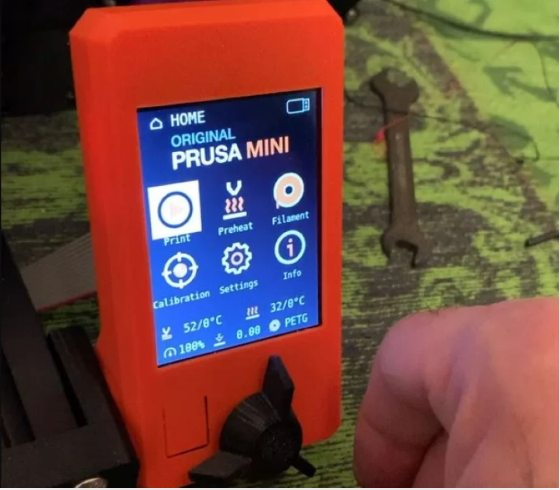 Prusa firmware V4.0.4