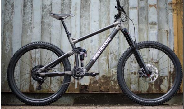 3d printed Bikes
