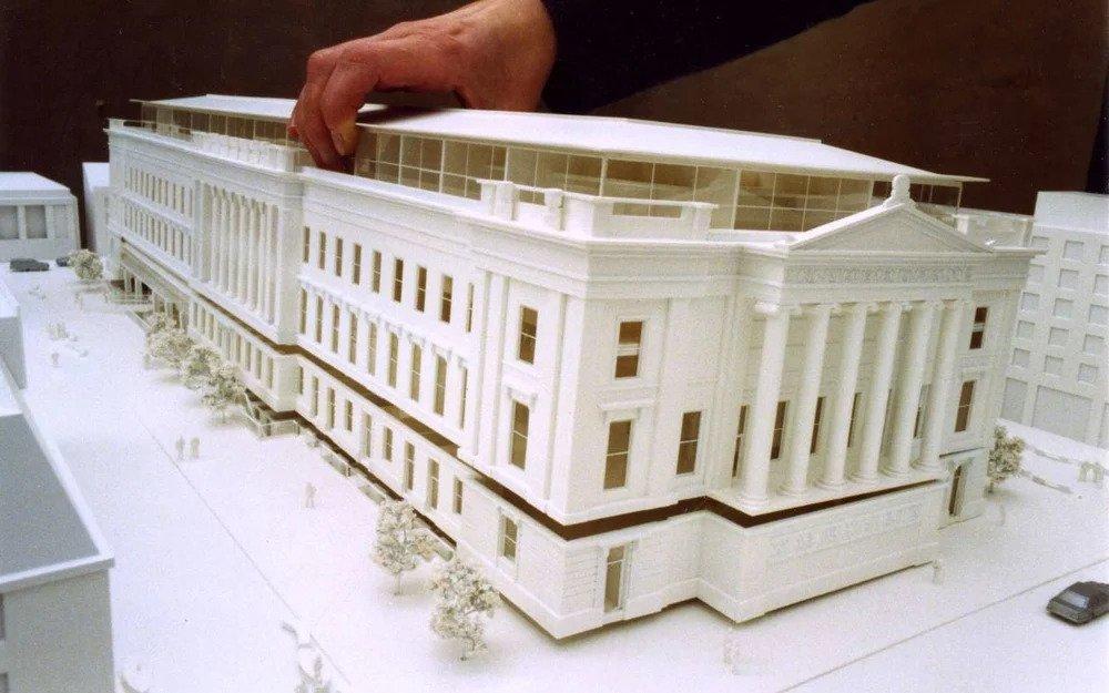 پرینت سه بعدی در پروژه های معماری