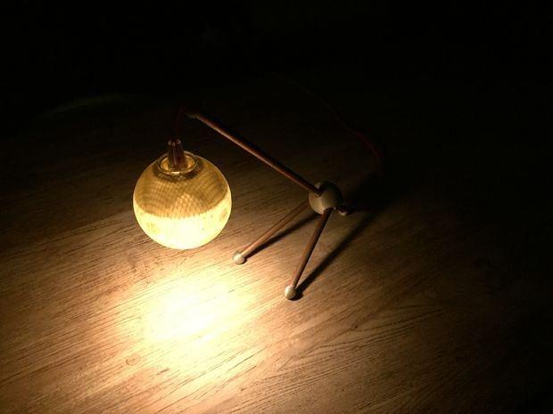 ساخت چراغ تزئینی با پرینتر سه بعدی