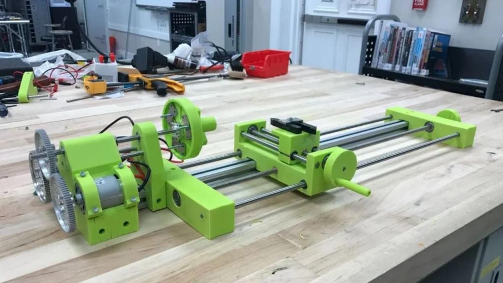 ساخت تراش پرینت سه بعدی