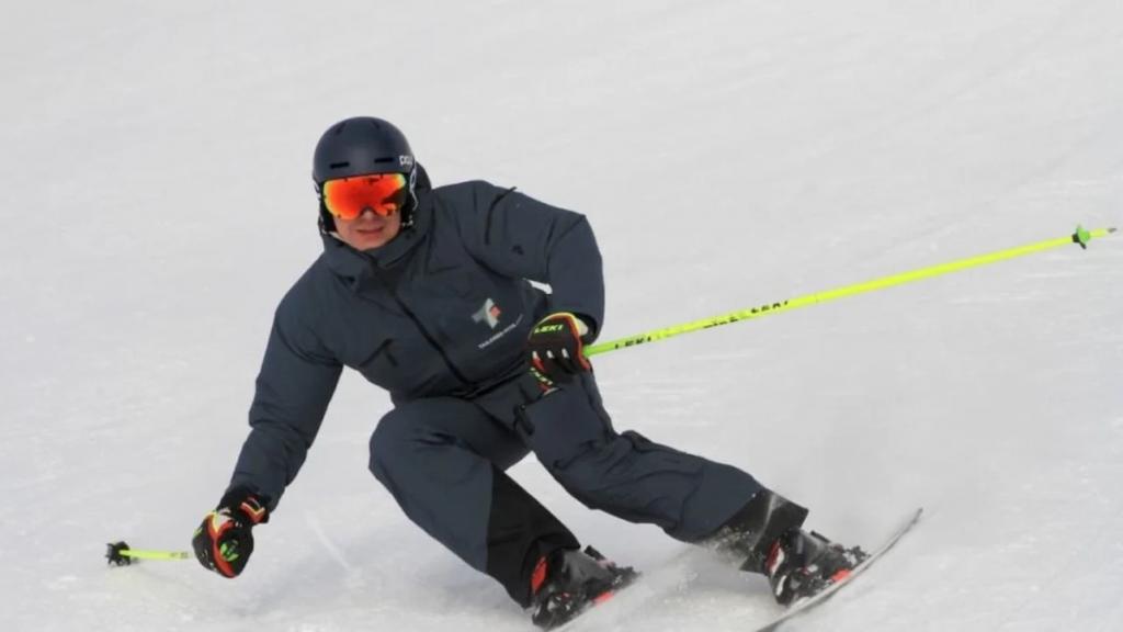 3D Printed Skis
