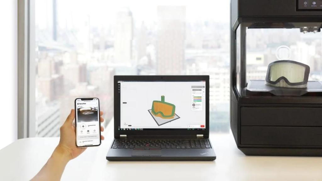 بهترین برنامه های پرینت سه بعدی برای موبایل